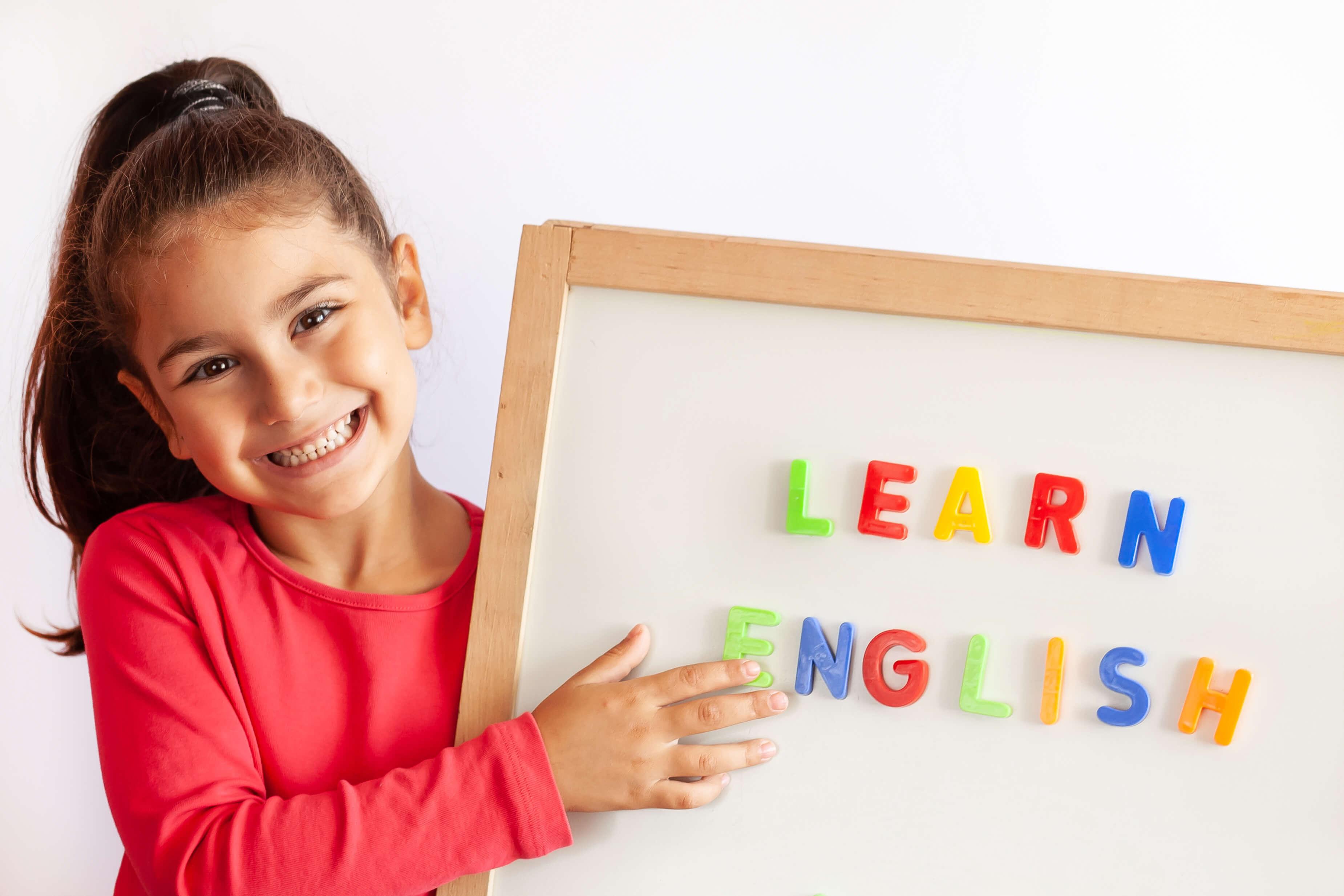 兒童英語會話